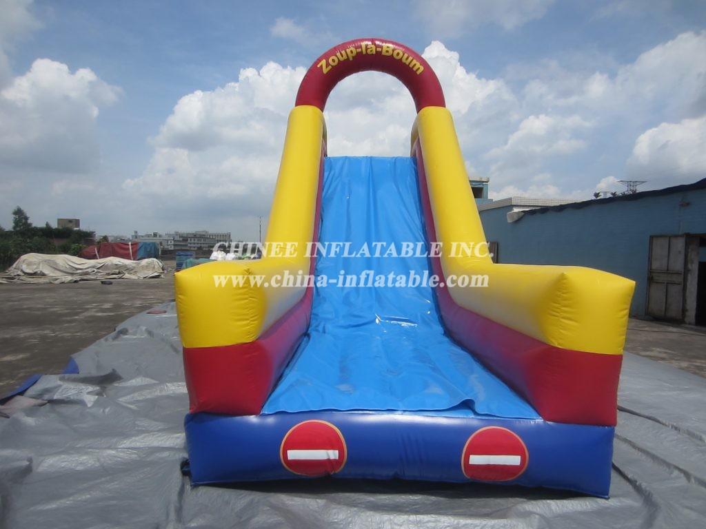 T8-107  Inflatable Slides