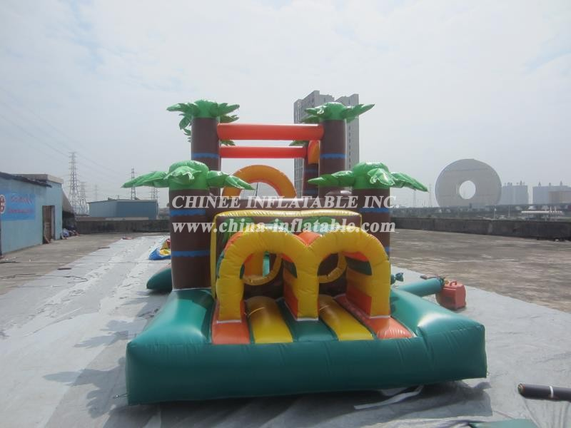 T7-232 Inflatable Obstacles Courses