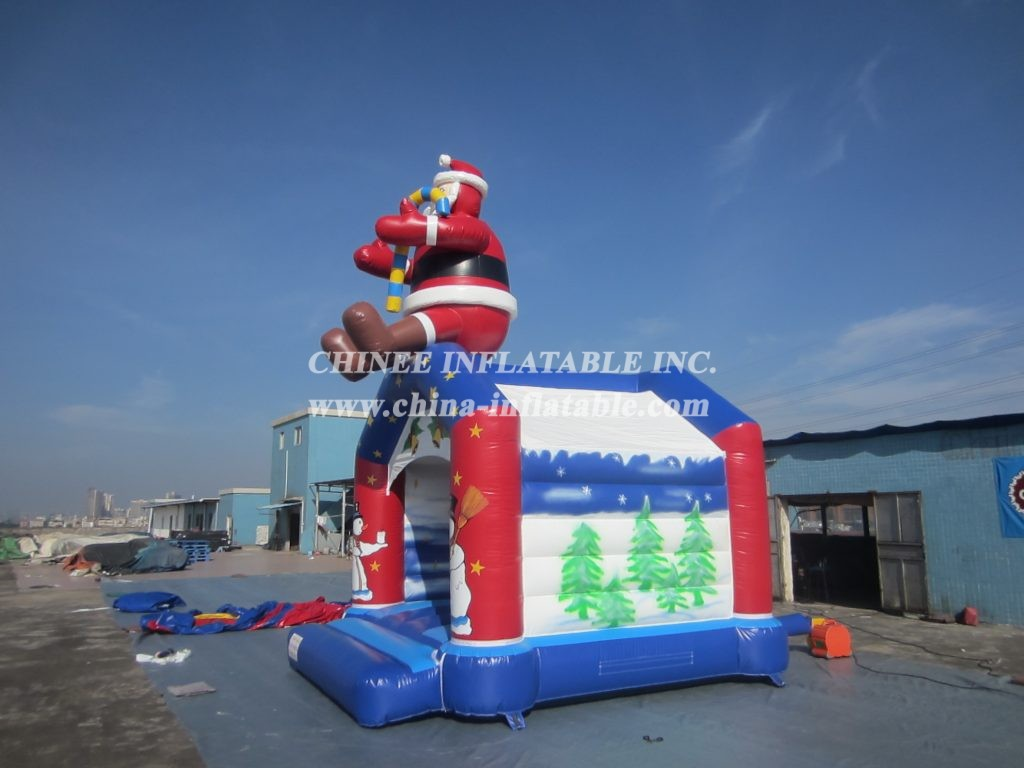 T2-691 Inflatable Jumpers