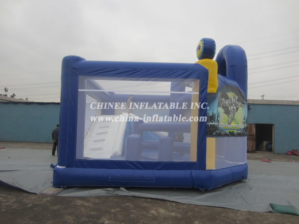 T2-495 inflatable bouncer