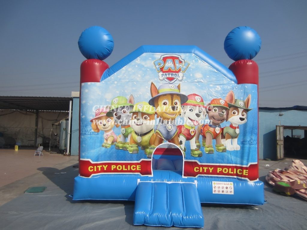 T2-2401 Inflatable Bouncers