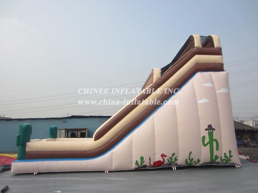 T8-185 Inflatable Slides