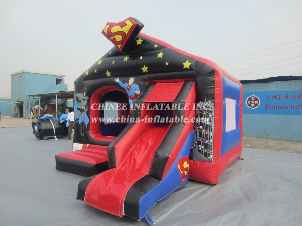 T2-708  Inflatable Bouncers