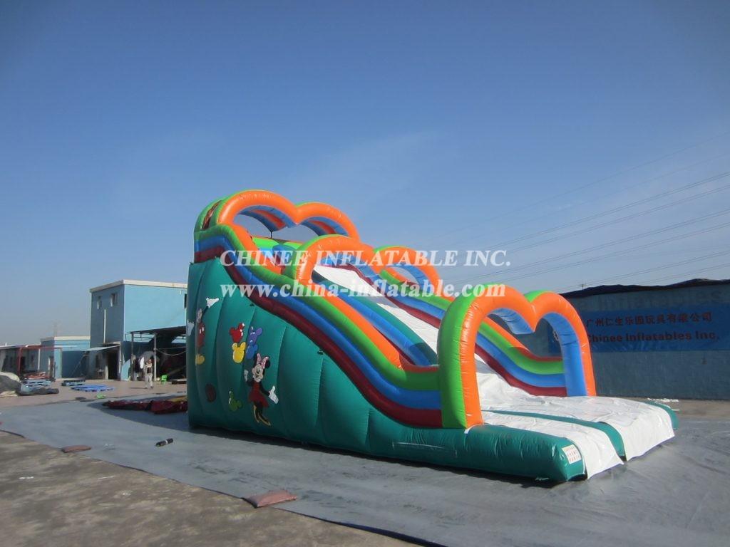 T8-129 Inflatable Slides