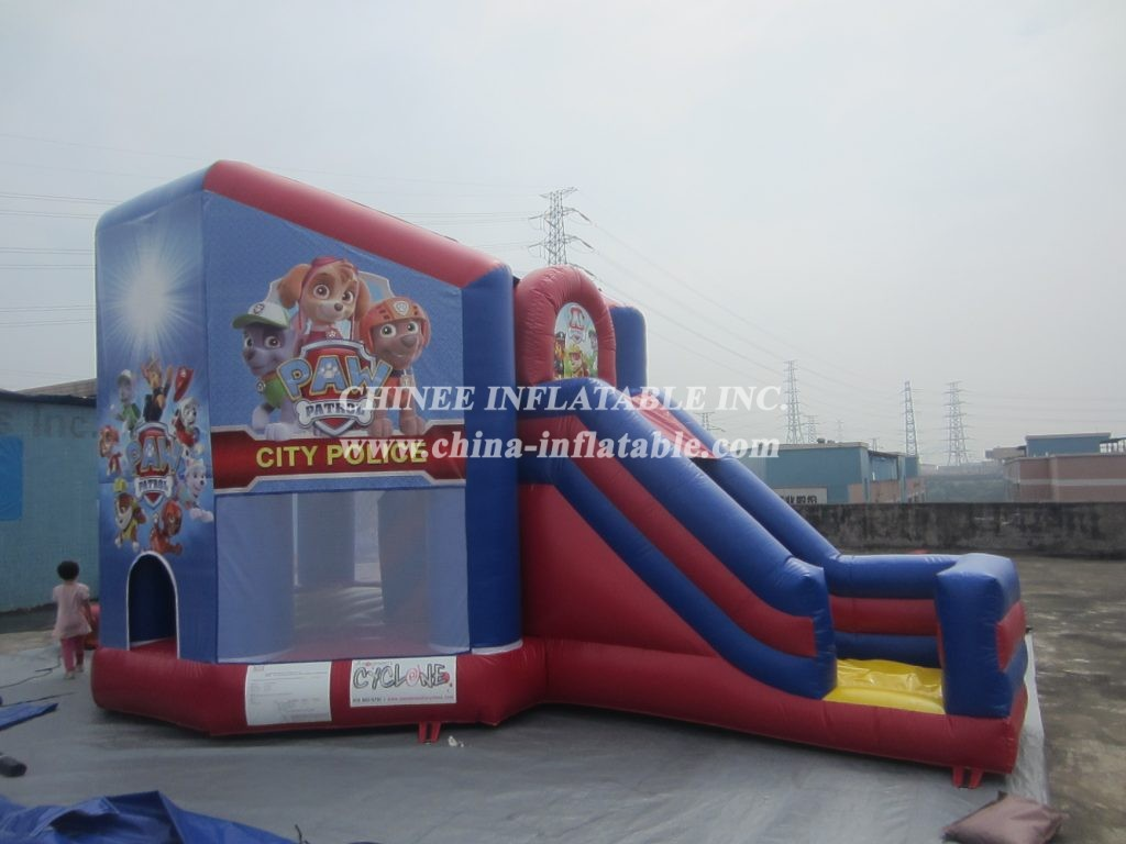 T2-177  Inflatable Bouncers