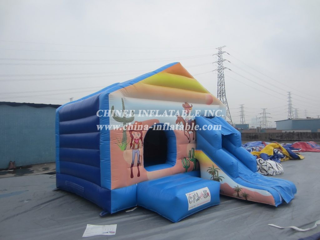 T2-629 inflatable bouncer