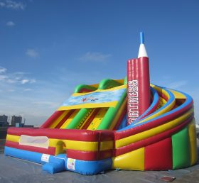 T8-985 Inflatable Slide