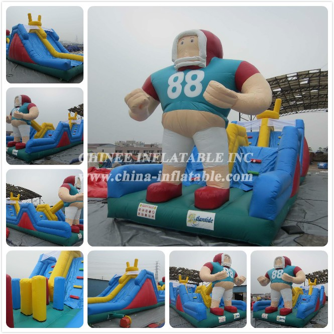 219 - Chinee Inflatable Inc.