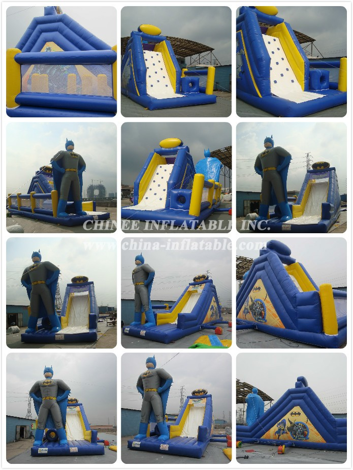 23 - Chinee Inflatable Inc.