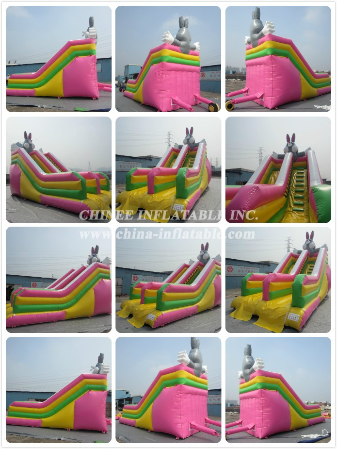 256 - Chinee Inflatable Inc.