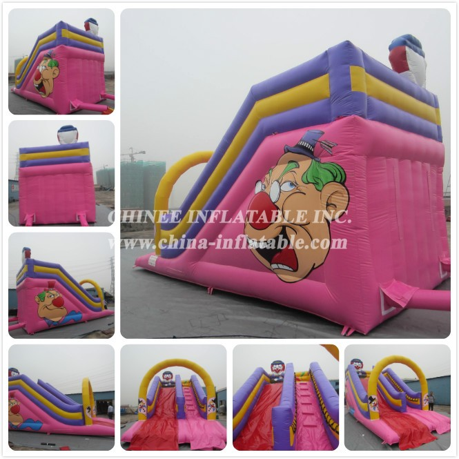 261 - Chinee Inflatable Inc.