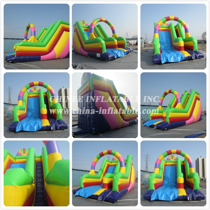 266 - Chinee Inflatable Inc.