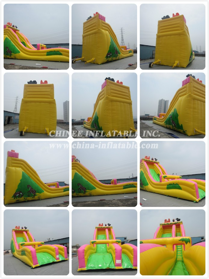 275 - Chinee Inflatable Inc.
