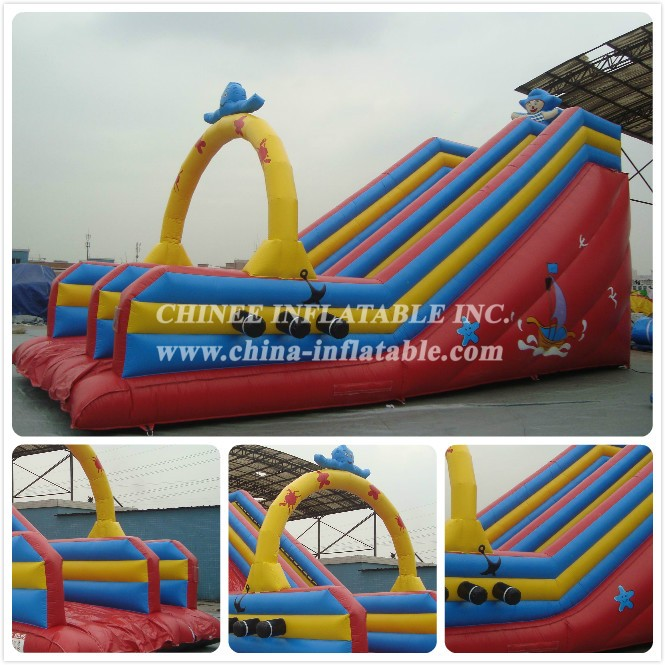 30 - Chinee Inflatable Inc.