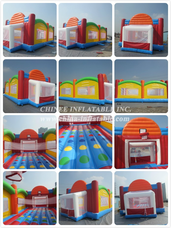 32 - Chinee Inflatable Inc.