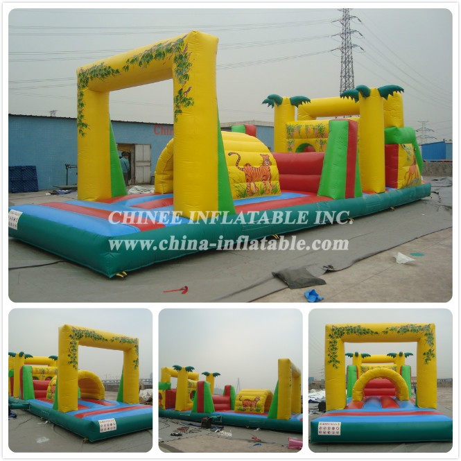 346 - Chinee Inflatable Inc.