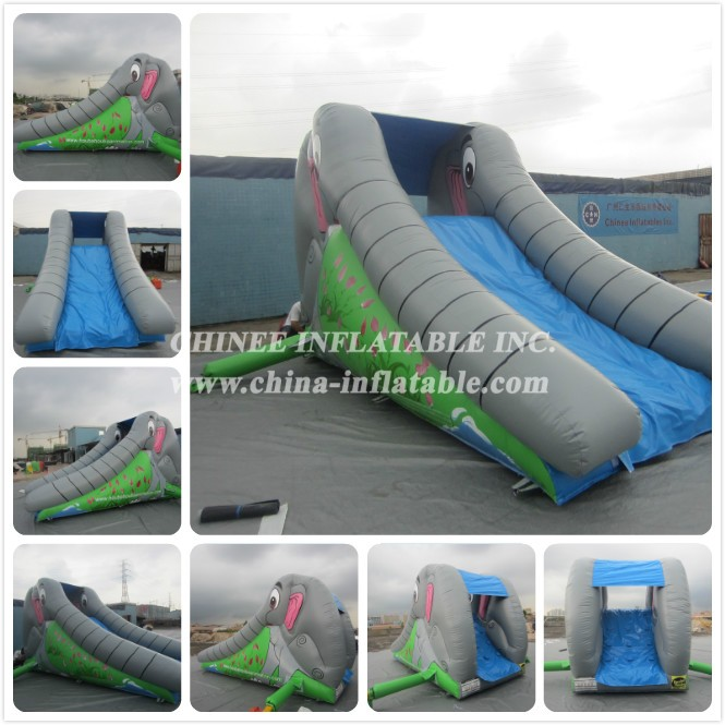 392 - Chinee Inflatable Inc.