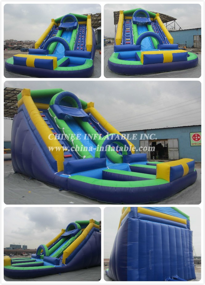 398 - Chinee Inflatable Inc.