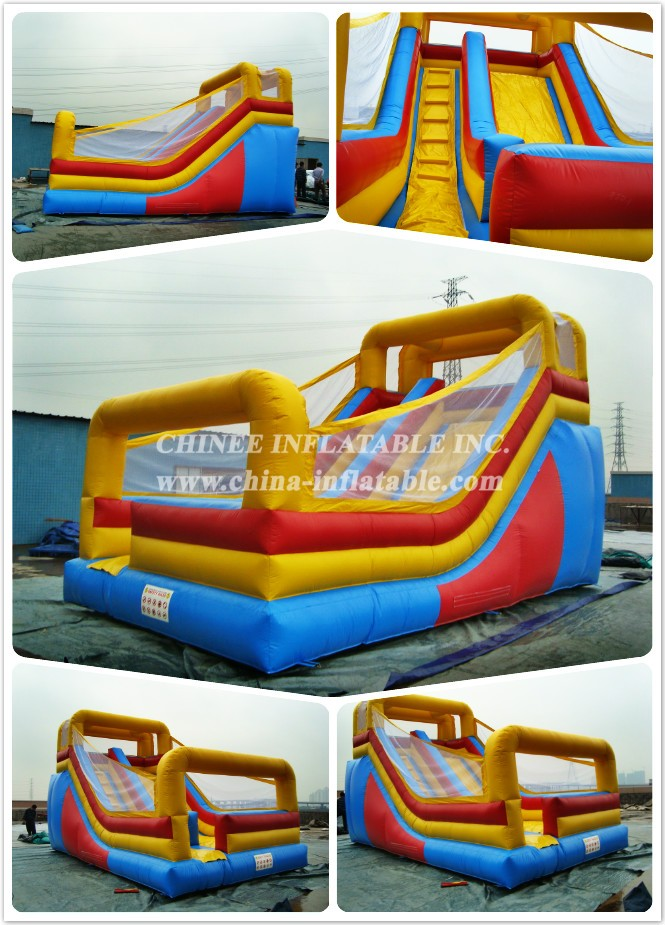 419 - Chinee Inflatable Inc.