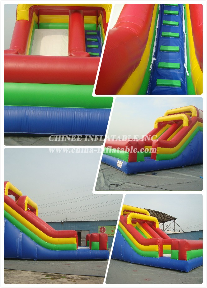 421 - Chinee Inflatable Inc.