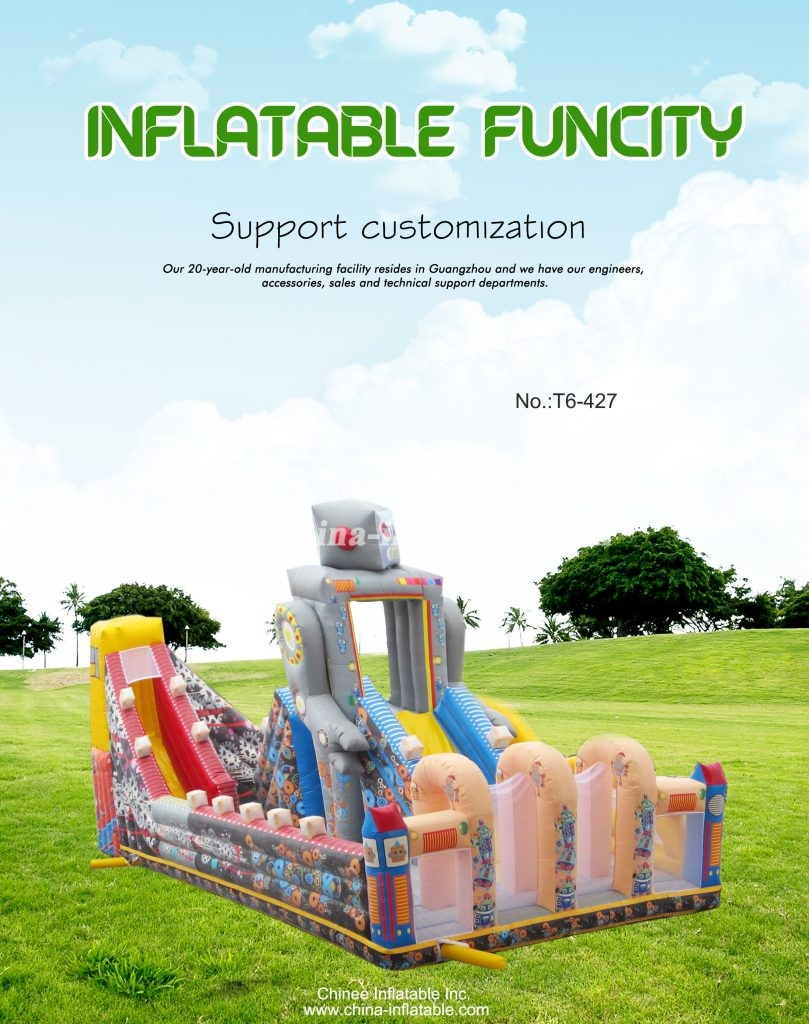 427 - Chinee Inflatable Inc.