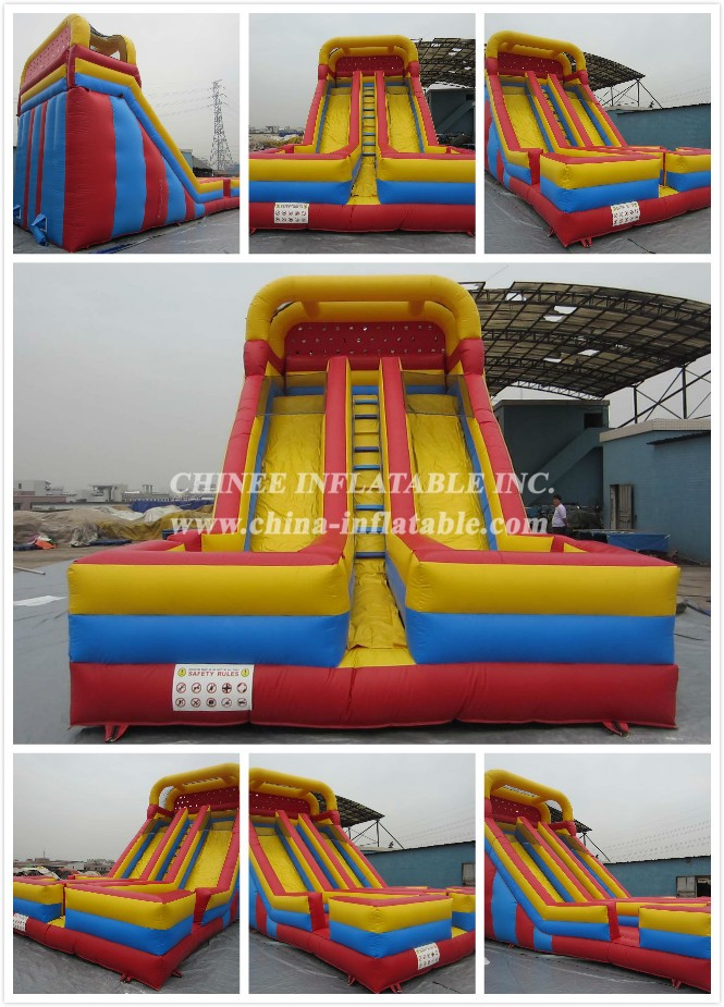 430 - Chinee Inflatable Inc.