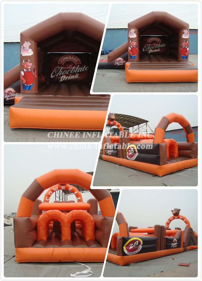 452 - Chinee Inflatable Inc.