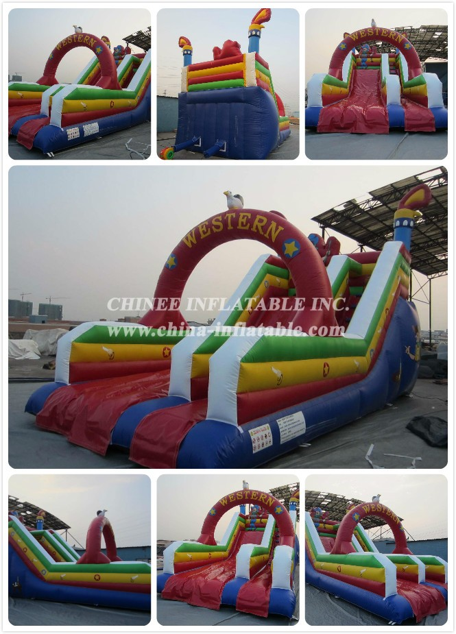 467 - Chinee Inflatable Inc.