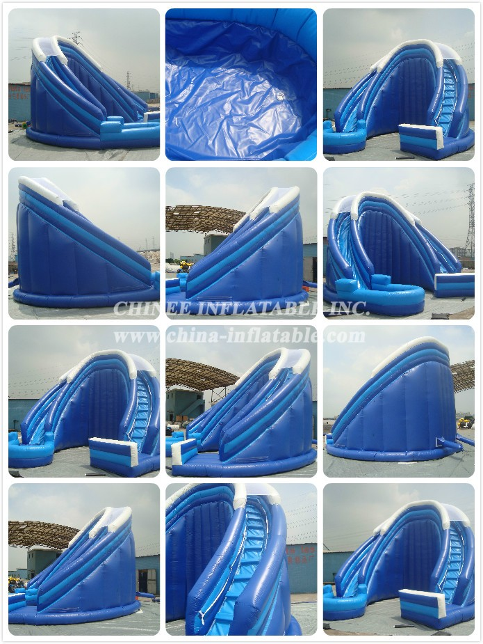 469 - Chinee Inflatable Inc.