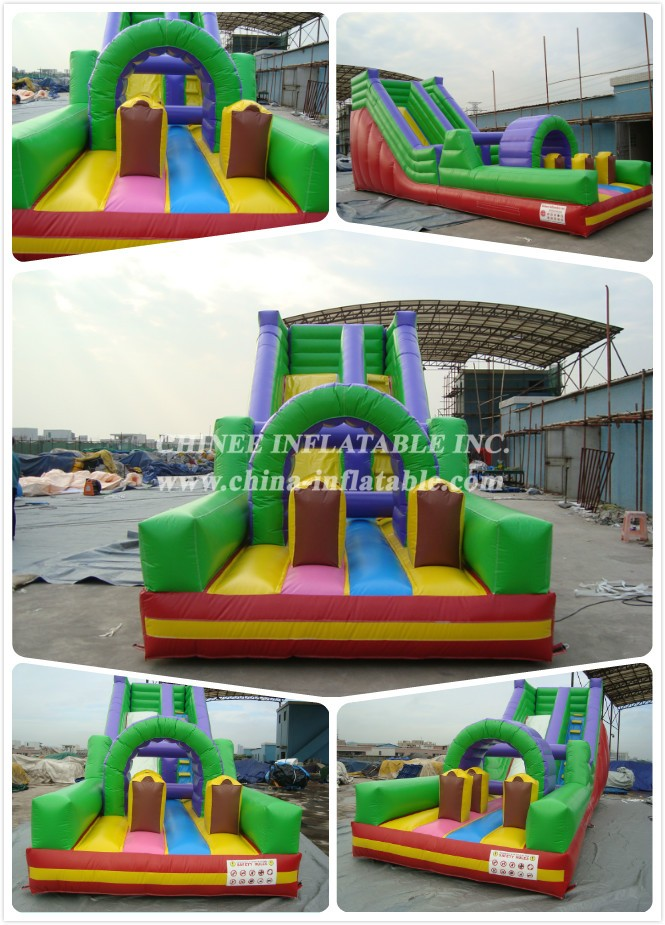 495 - Chinee Inflatable Inc.