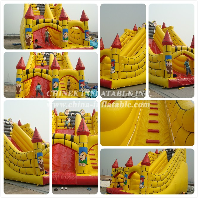 5 - Chinee Inflatable Inc.