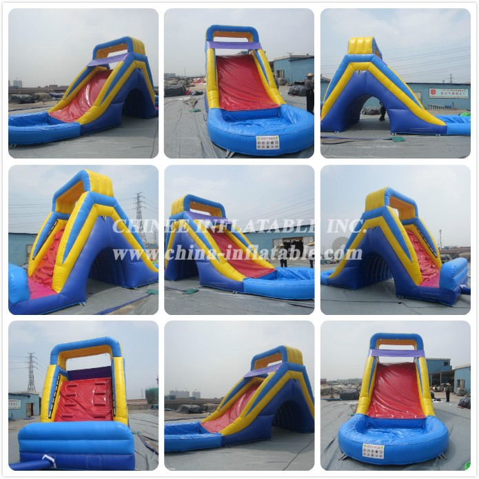 548 - Chinee Inflatable Inc.