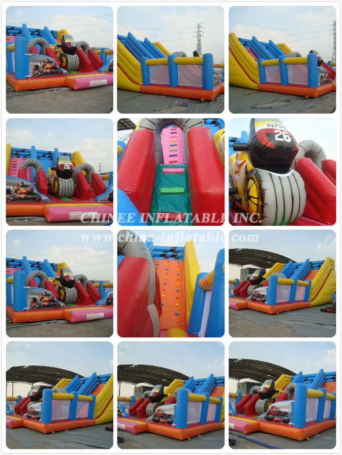 632 - Chinee Inflatable Inc.
