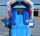 T2-2723 Inflatable Bouncers FROZEN combo