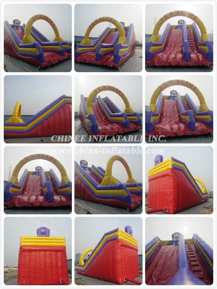 901 - Chinee Inflatable Inc.