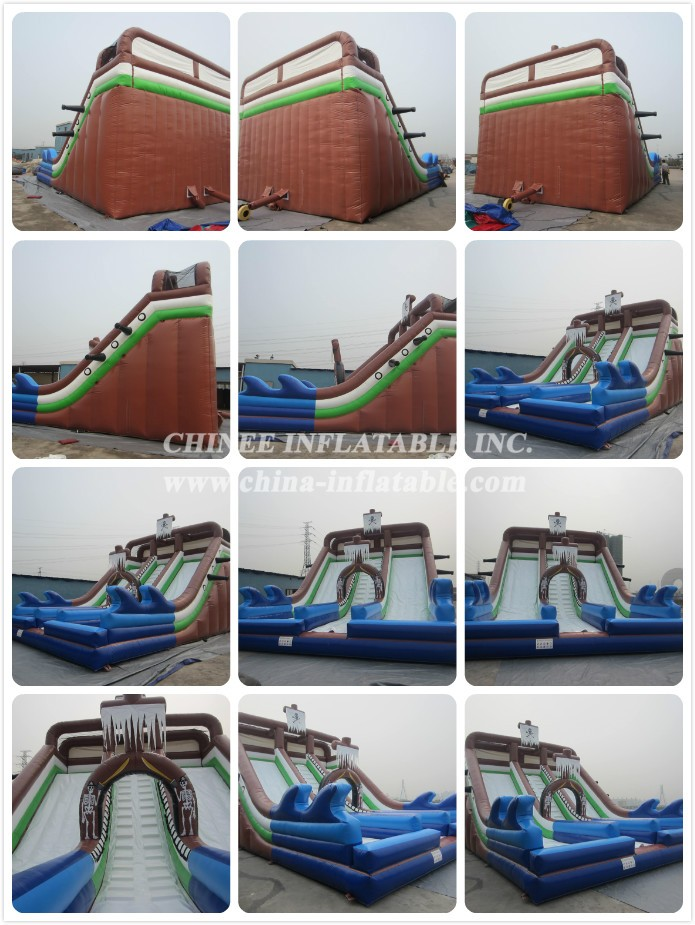 943 - Chinee Inflatable Inc.
