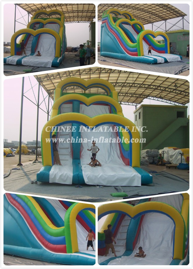 951 - Chinee Inflatable Inc.