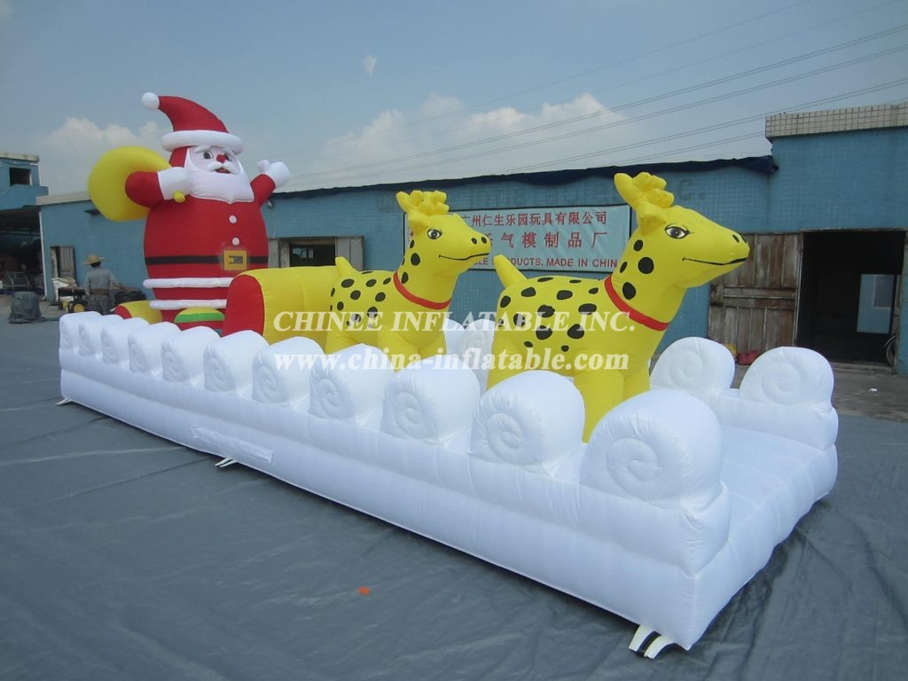 C1-1 Christmas Inflatables