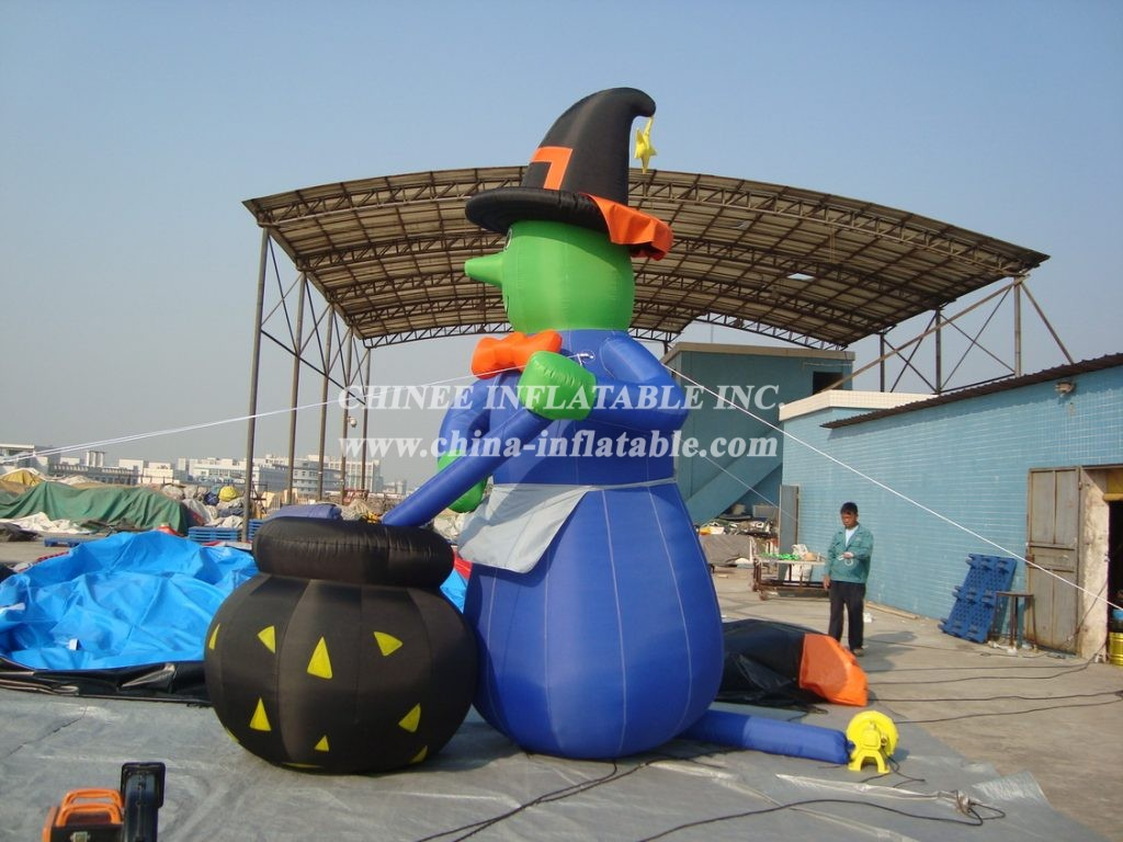 C1-171 Christmas Inflatables