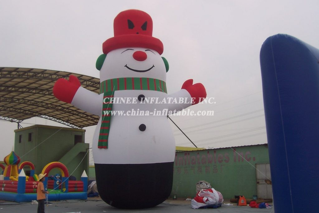 C2-7 Christmas Inflatables
