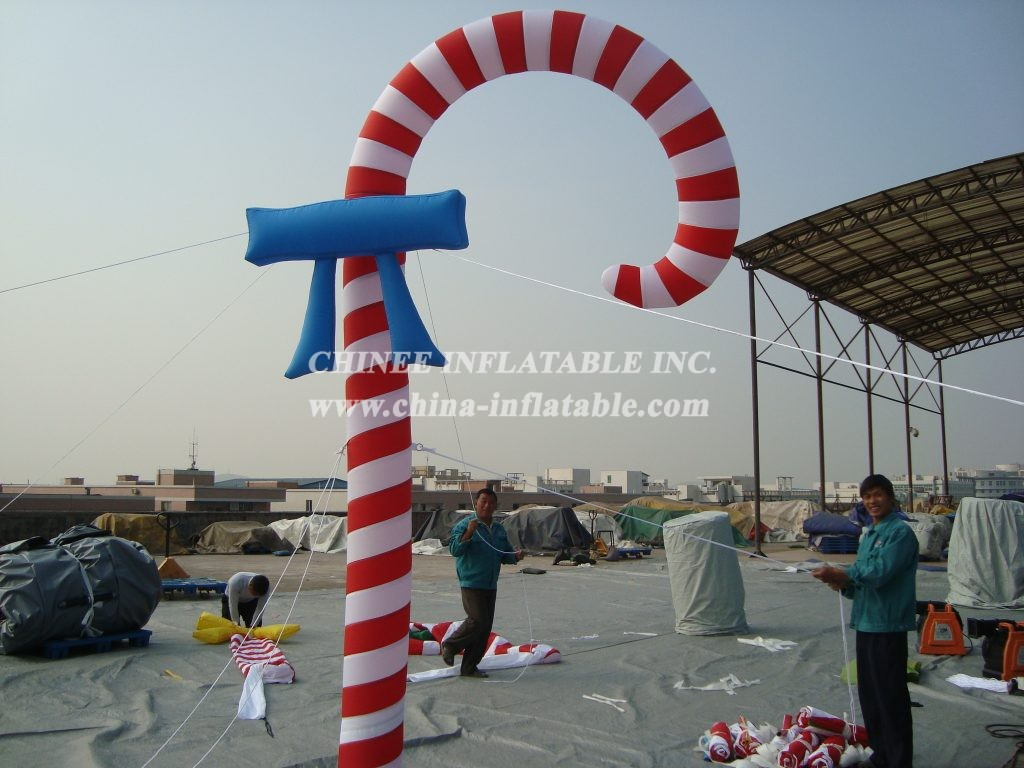 C6-1 Christmas Inflatables