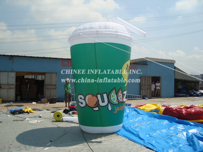 S4-187    Advertising Inflatable