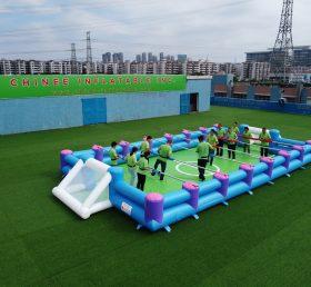 T11-952 Human soccer field