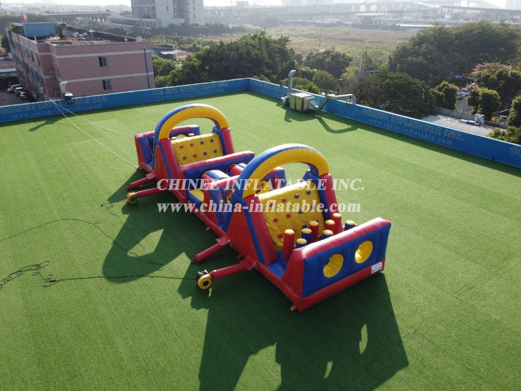 T7-357 Inflatable Obstacles Courses