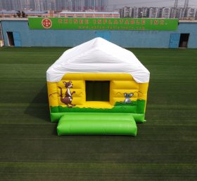 T2-2410 Outdoor bounce house bouncy castle for kids party event rental