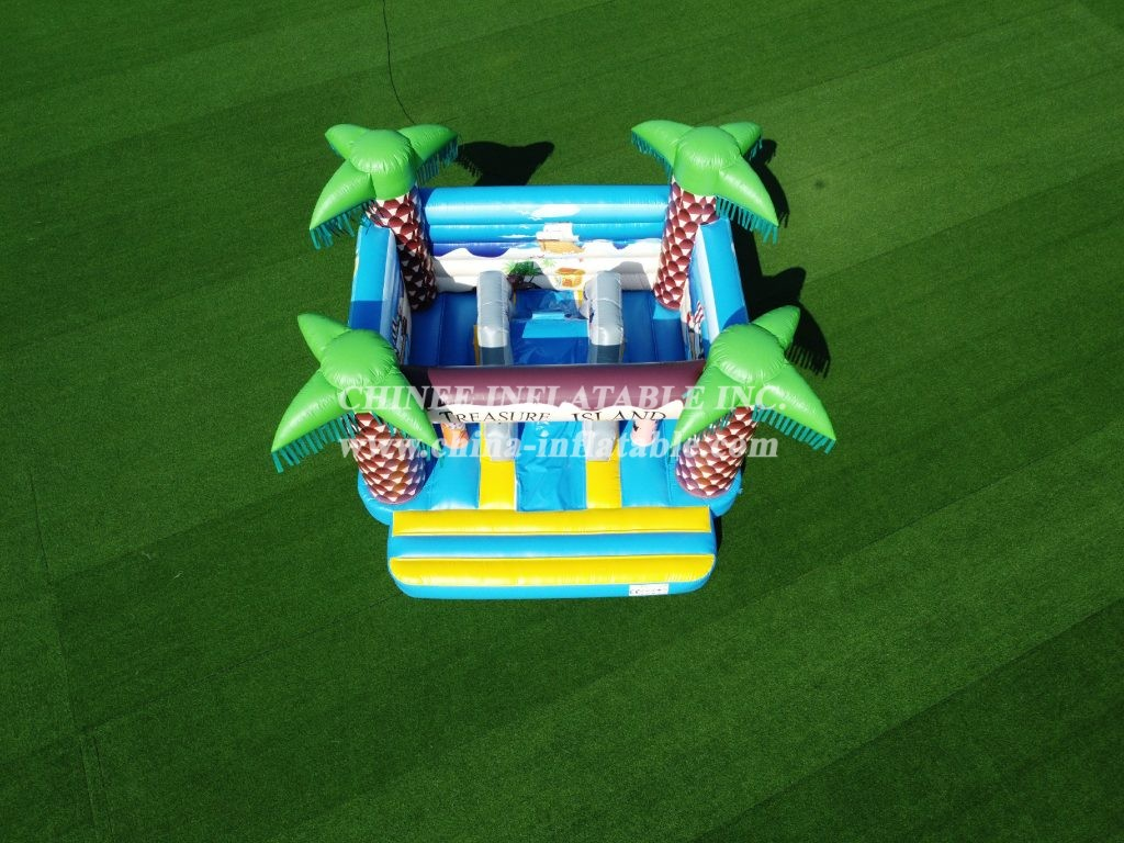 T2-2236 Inflatable Bouncer