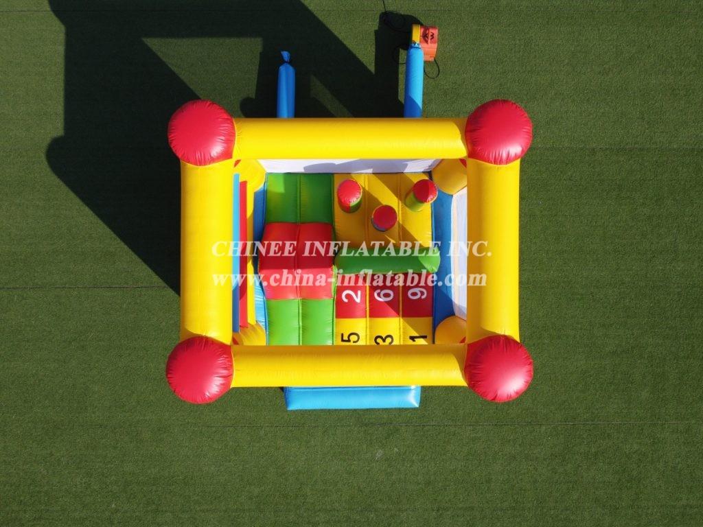 T2-2884 Clown Bouncer