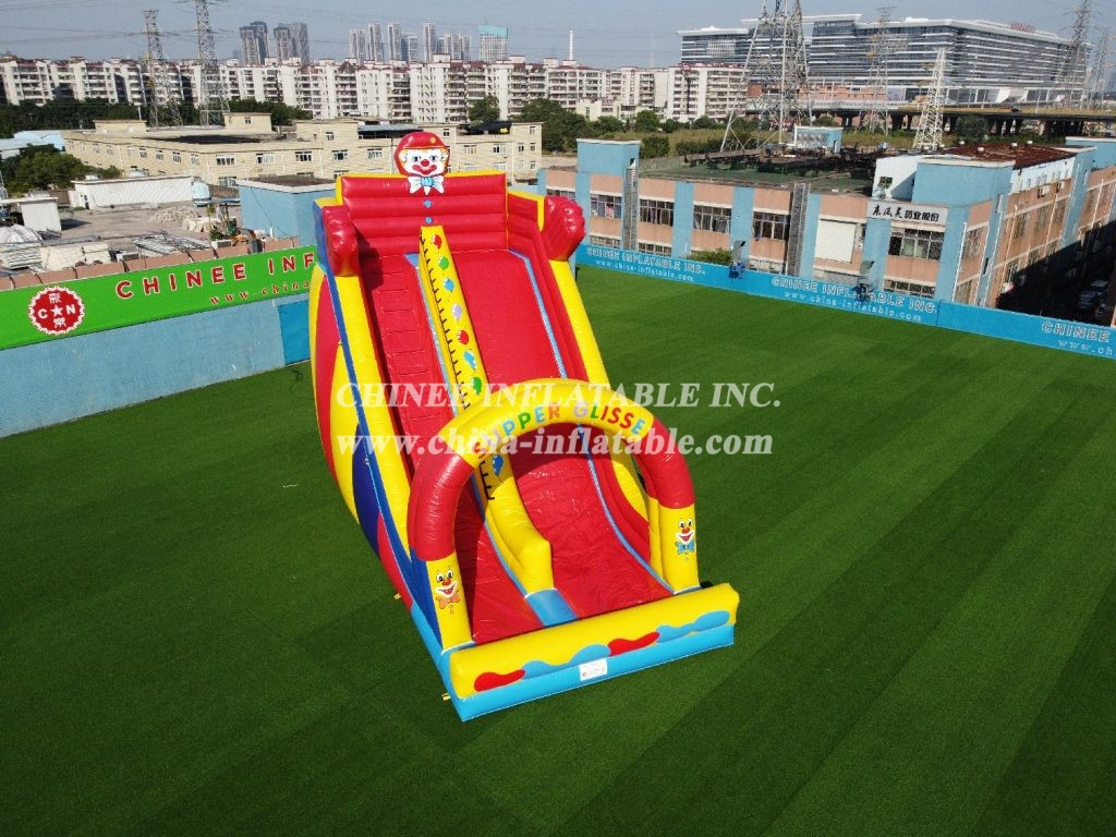 T8-1411 Inflatable Slides