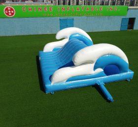 T11-560 Inflatabe pool slide