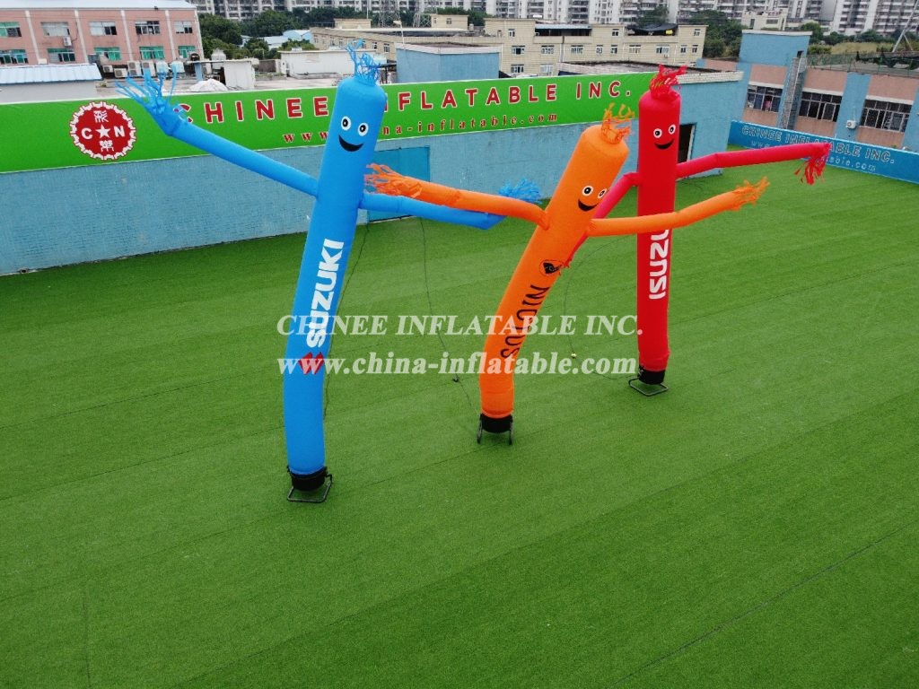 D2-42 Air Dancers  Inflatable Tube Man from Chinee inflatables